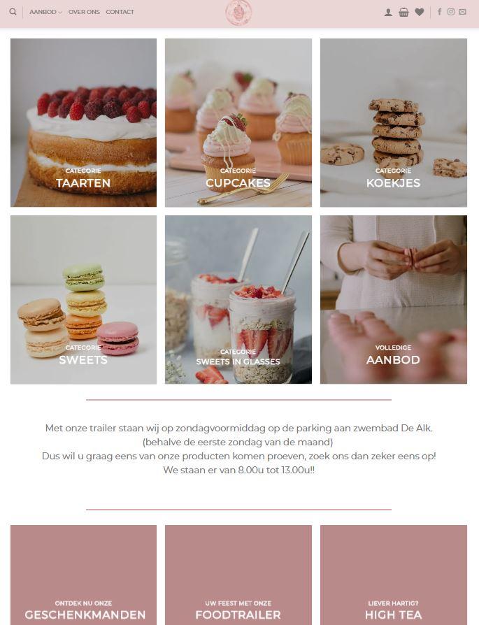 webdesign webshop ecommerce website laten bouwen